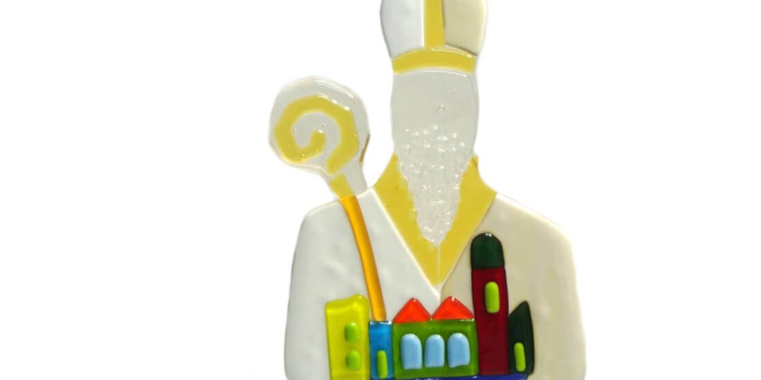 Sveti Vlaho - ručni izrađen poklon
