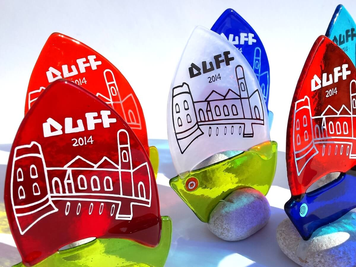 Pokloni za sudionike DUFFa izrađeni po narudžbi