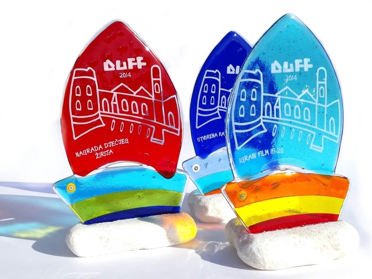 Pokloni za sudionike DUFFa