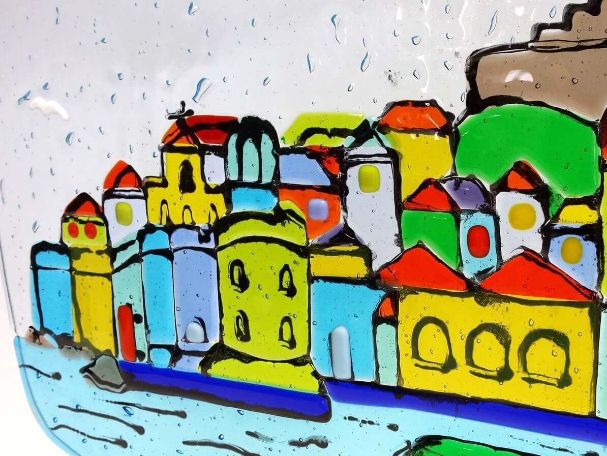 Dubrovnik od stakla