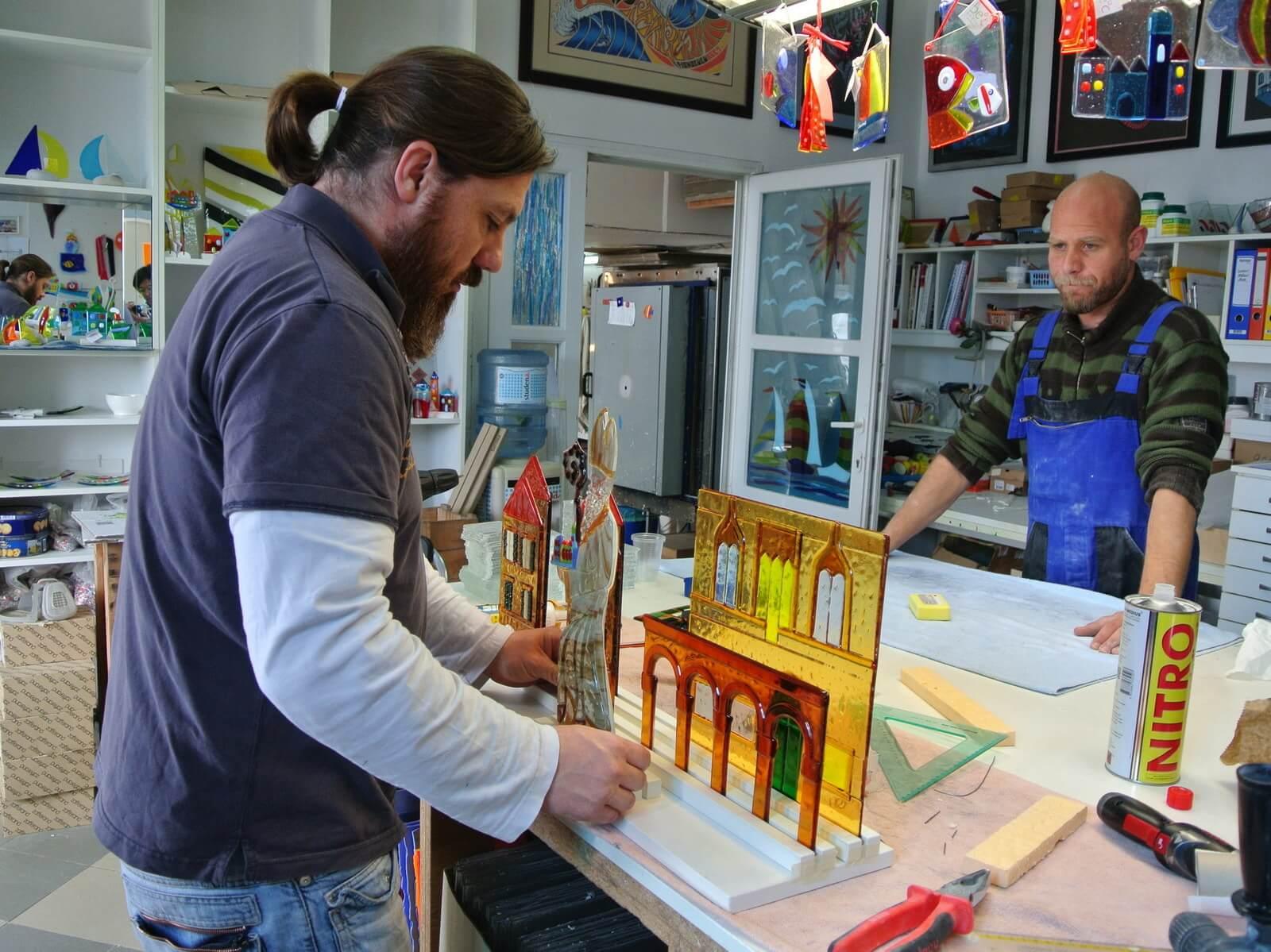 Be Craft radionica za dizajn i obradu stakla